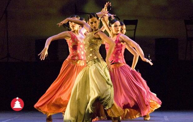 Espectáculo Ibérica de Danza por 5€