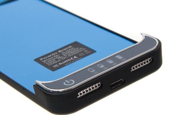 Funda con batería para iPhone5 por 22€