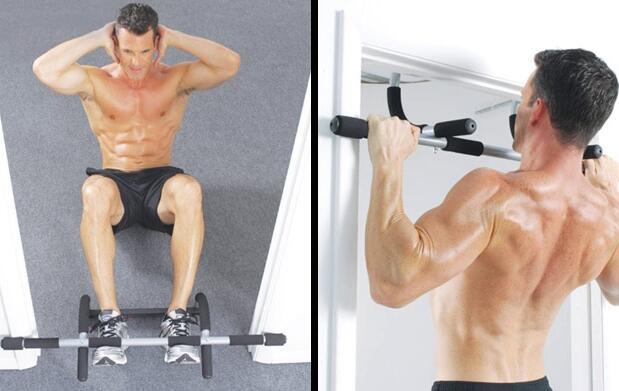 Barra de ejercicios Muscles Up 20€