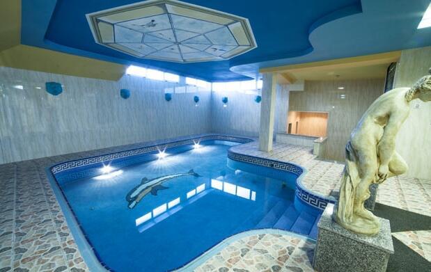 Noche para 2 junior suite y jacuzzi 39,95€