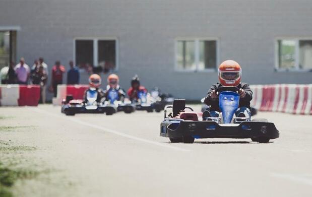 Tanda de Karting de 9 minutos por 7€