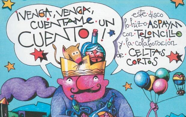 Pack libro + CD infantil 6€