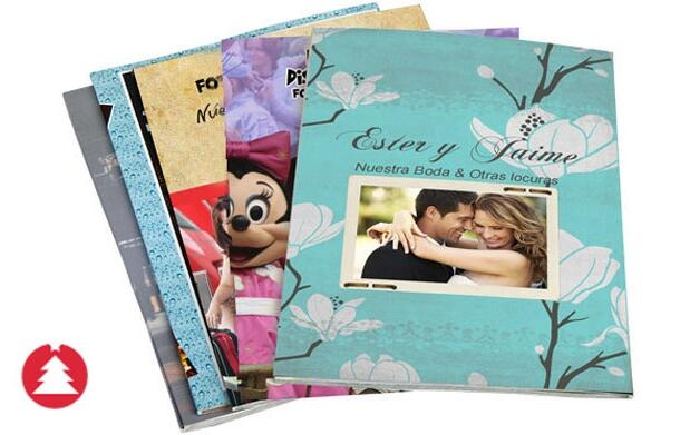 Libro fotográfico personalizado  9,90 €