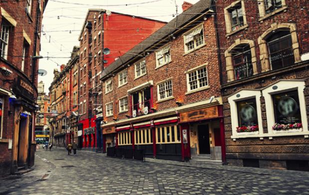 Liverpool: Curso de inglés + Alojamiento