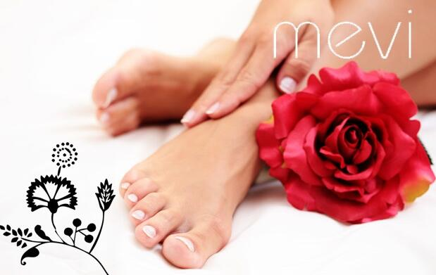 Manicura+pedicura semipermanente 16,90€