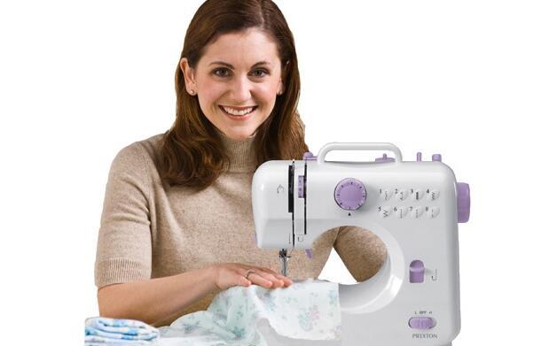Máquina de coser Prixton 44€