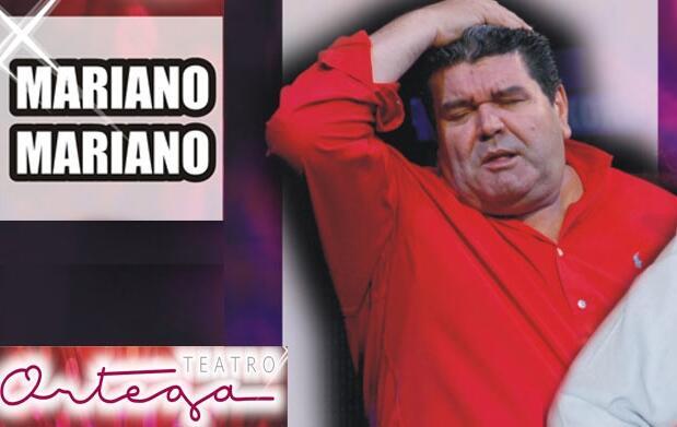 Monólogo Mariano Mariano 5€