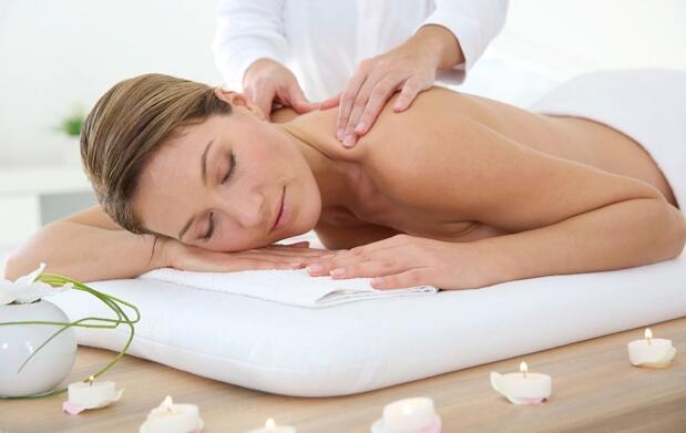 Masaje relajante y mascarilla oxígeno 19€