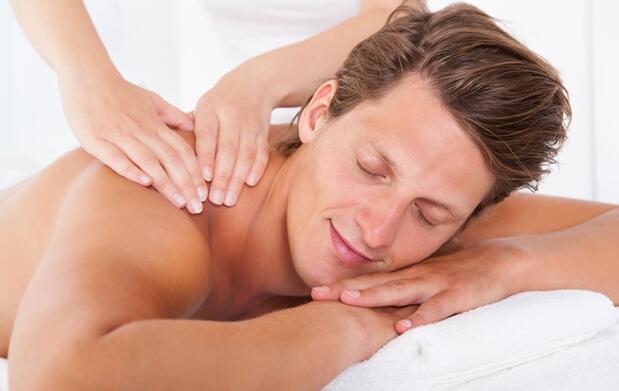 Masaje relajante y anti-estrés 14€