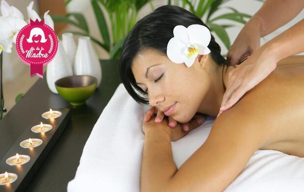 Sesión de masaje relajante por 15€