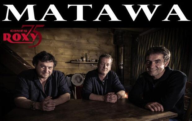 Matawa en concierto, fiesta folk-celta 7€