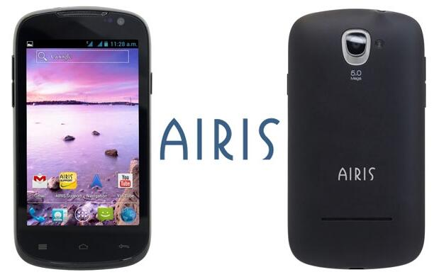 Teléfono Smartphone AIRIS TM450 69,95€