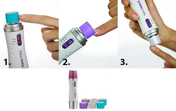 Pulidor de Uñas Beauty Nails