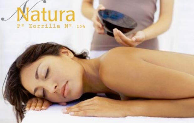 Masaje de cuerpo entero 1 h, 15€