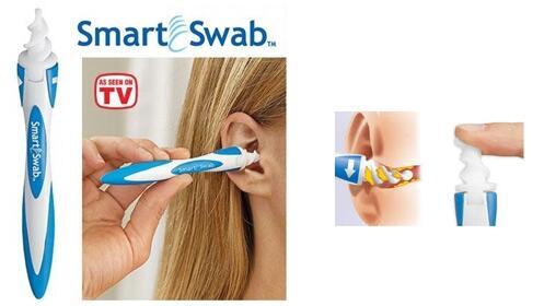 Limpiador oídos Smart Swab