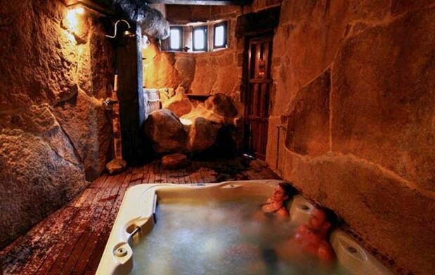 Noche para 2 con spa privado por 49€