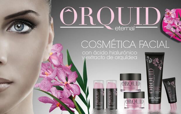 Crema hidratante Orquídea 50 ml 4,95€