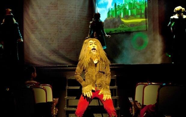 Entrada para el musical El Mago de Oz 14€