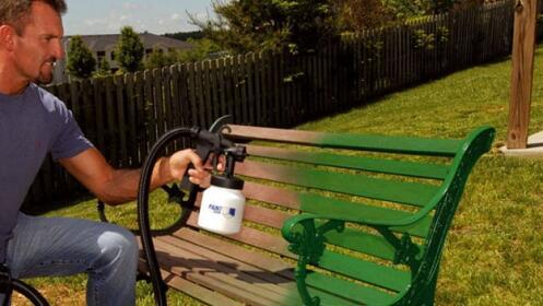 Pistola de pintura Paint Zoom
