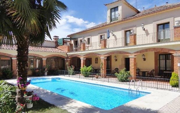 Palacio Monfarracinos 2 noches+cena 139 €