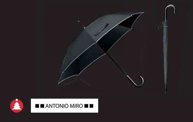 Paraguas Antonio Miró por 9€