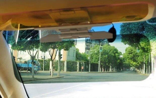 Parasol HD Vision Visor  para coche