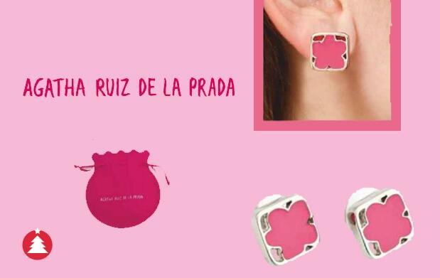 Pendientes Agatha Ruiz de la Prada 9,90€