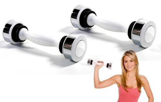 2 pesas para Fitness por 9,95€