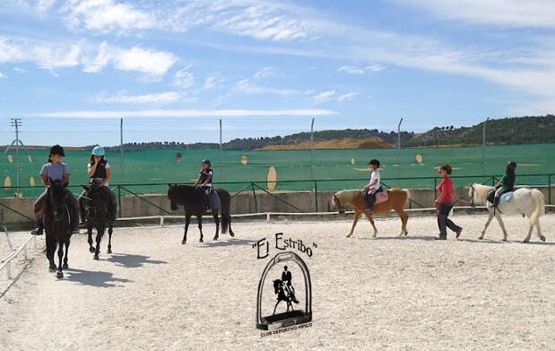 Paseo en pony para niños por 5€