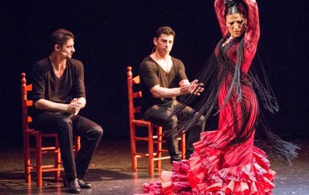 Ballet flamenco José Porcel 11€
