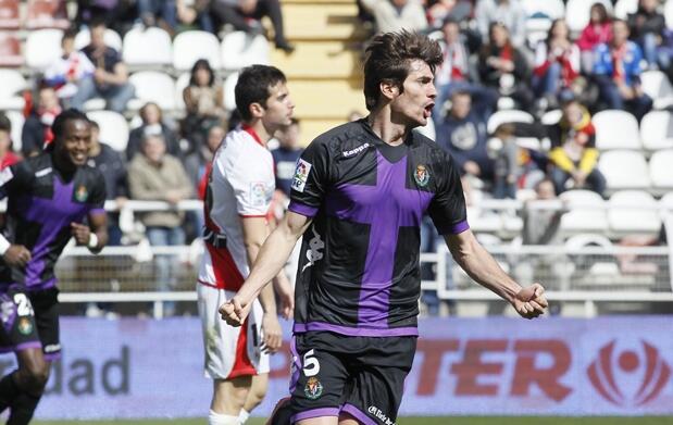 Real Valladolid vs Málaga por 10 €