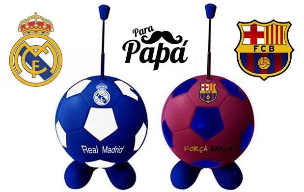 Radio balón del Madrid o Barça 10,90€