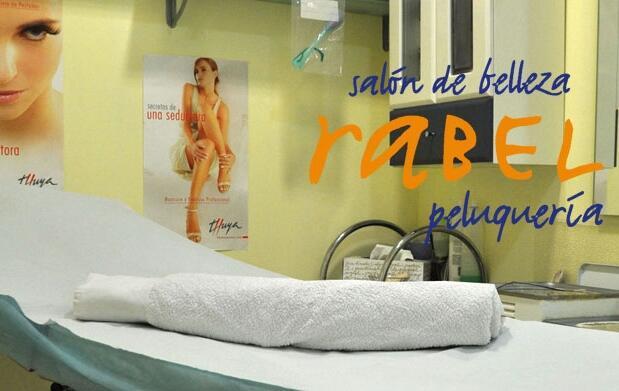 Tinte de pestañas, depilación y masaje 19€