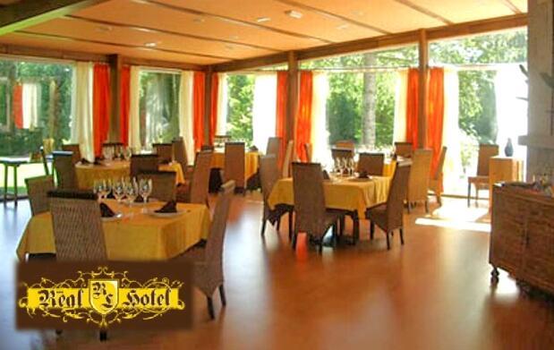Habitación doble Real Hotel desde 45€