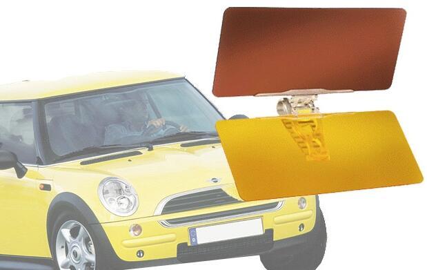 Visor anti-reflejos y luces coche 14,99€