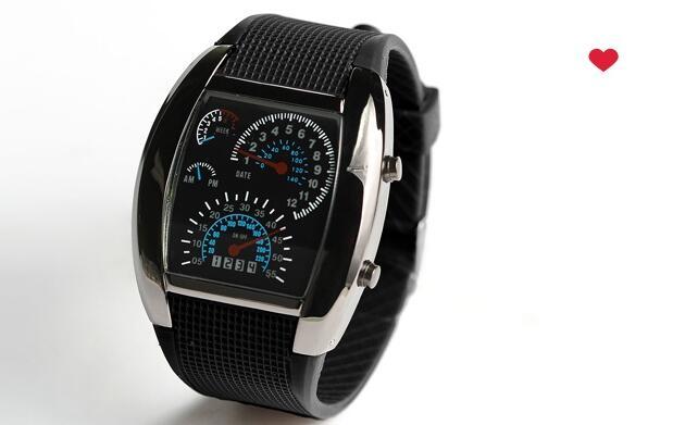 Reloj LED para hombre por 16€