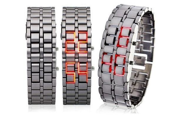 Reloj digital Led por 9,90€