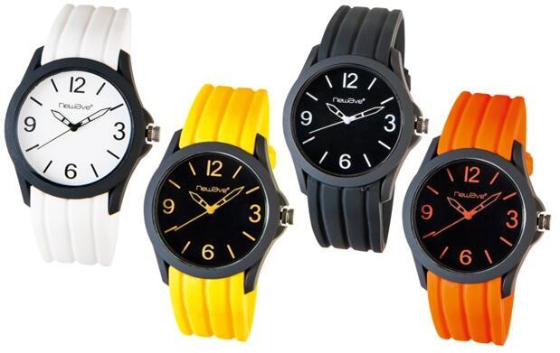 Reloj de pulsera silicona Newave