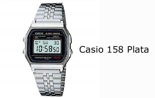 Relojes Casio varios modelos 10€