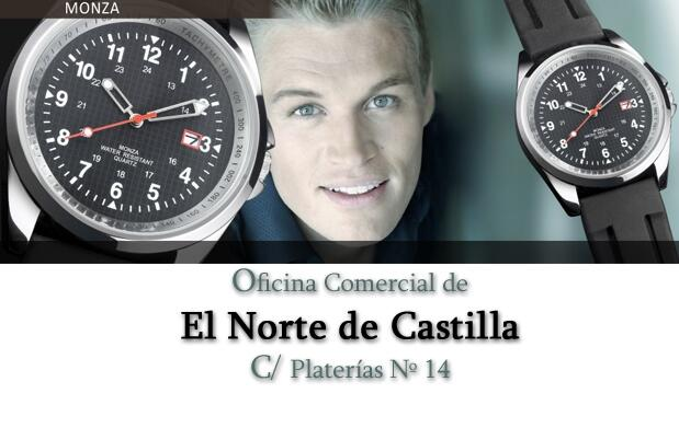 Reloj Monza por 19€