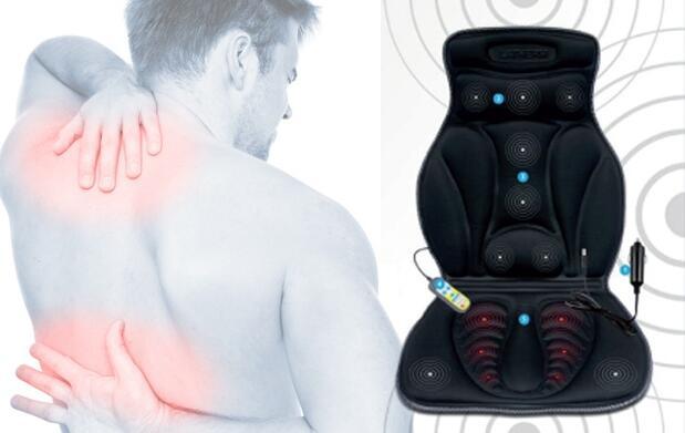 Respaldo de masajes multi-usos 39€
