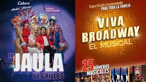 Bono entradas teatro Fiestas San Antolín 2017