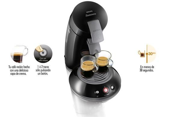 Cafetera Philips Senseo 29,95 €