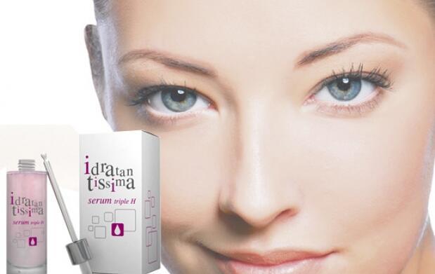 Serum TRIPLE H en tu piel 22€