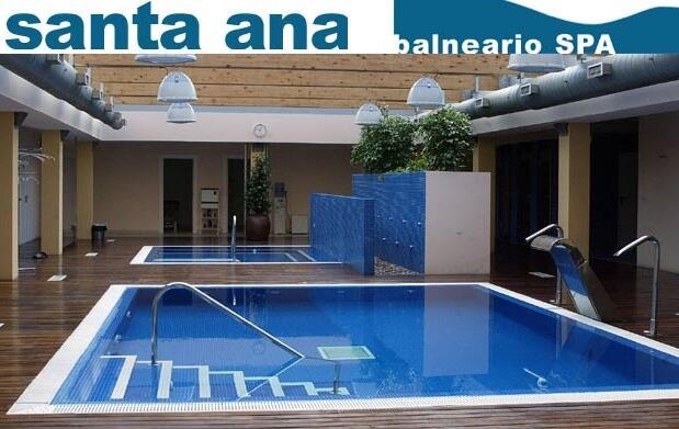 Circuito termal para 2 Spa Santa Ana 29,90€