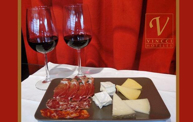 Spa Vincci para 2 con aperitivo por 27€