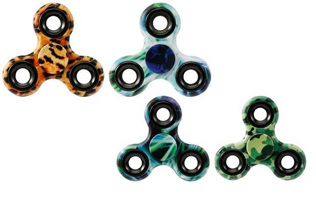 Spinner anti stress ¡el producto de moda!