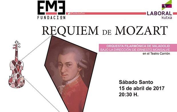 Réquiem de Mozart en el Teatro Carrión