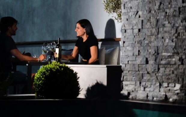 Menú de lujo para 2 en RooM87 terraza hotel Juan de Austria