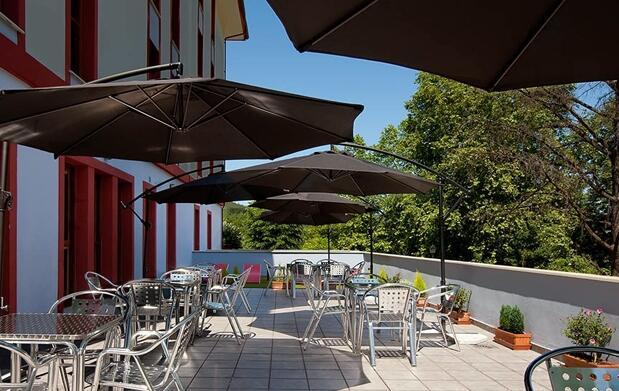 Hotel+Spa+desayuno+ cena en Areatza, 55€